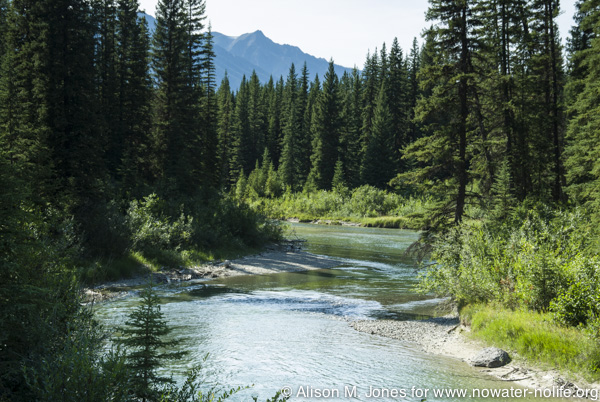 Canada: British Columbia, Kootenay River (Canadian spelling)