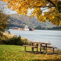 USA: Ohio, Ohio River Basin,