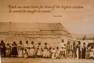 Wanapum Indians No Water No Life Blog