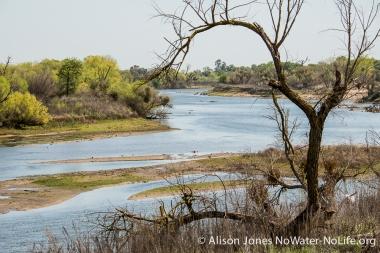 San Joaquin River, Modesto