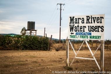 Kenya: Mara River Basin, Mulot