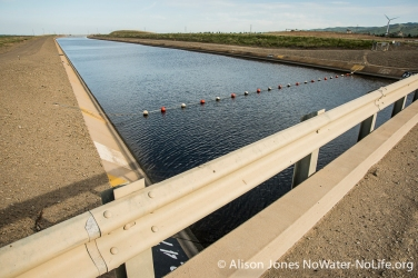 California Aqueduct, Vernalis CA