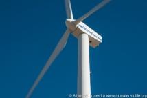 USA: Texas, Lubbock, Southern High Plains, windmill