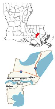 Parish of St. John the Baptist, Louisiana