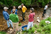 New Jersey, stream water monitoring training