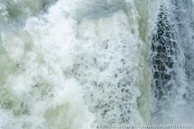 Canada: Alberta, Columbia Icefield Parkway, Sunwapta Falls
