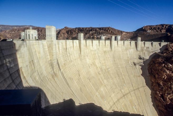 Nevada: Boulder City, Hoover Dam,